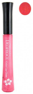Блеск для губ PREMIUM DEOPROCE COLOR LIP GLOSS 10ml #27