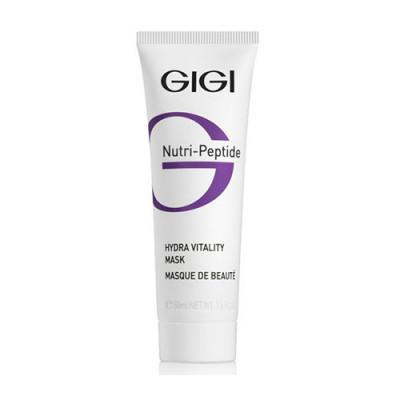 Маска пептидная увлажняющая для жирной кожи GIGI Nutri-Peptide 50 мл: фото