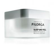 Крем ночной разглаживающий Filorga Sleep and Peel 50 мл: фото