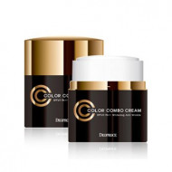 Крем СС DEOPROCE COLOR COMBO CREAM(CC CREAM) 40g #23 40g: фото