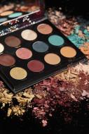 Палетка теней ColourPop Salvaje Pressed Powder Shadow Palette: фото