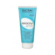 Гель очищающий пенящийся Ducray Keracnyl Foaming gel 200мл: фото