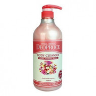 Гель для душа цветочный DEOPROCE WELL-BEING AROMA BODY CLEANSER 1000ml FLORAL: фото