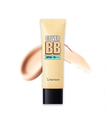 Крем ББ Berrisom Cover BB SPF50+ / PA+++ 50ml 21 тон