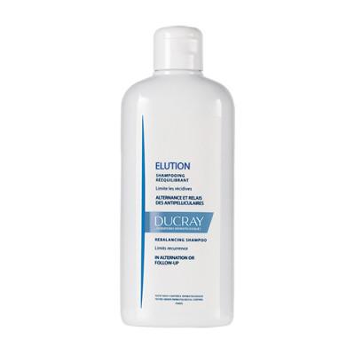 Шампунь оздоравливающий Ducray Elution Shampoo 400 мл