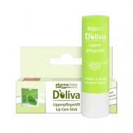 Бальзам гигиенический для губ D`oliva 4,8г: фото