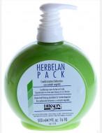 Бальзам растительный с ментолом, маслами ромашки и мальвы Dikson HERBELAN PACK 500 мл: фото