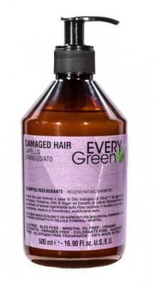 Шампунь для поврежденных волос Dikson DAMAGED HAIR SHAMPOO RIGENERANTE 500мл: фото