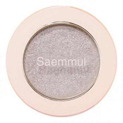 Тени для век с глиттером THE SAEM Saemmul Single Shadow (Glitter) WH02 1,6гр