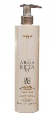 Кондиционер для тонких волос Dikson ARGABETA UP Conditioner Capelli Di Volume 500мл: фото