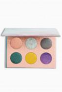 Палетка теней ColourPop Makeup Ur Mind Pressed Powder Shadow Palette: фото