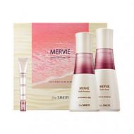 Набор для лица уходовый THE SAEM Mervie Hydra Skin care 2 set 150мл/130мл/30мл: фото