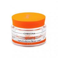 Крем защитный крем для зимнего времени года CHRISTINA Forever Young Hydra Protective Winter Cream SPF20 50 мл: фото