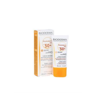 Крем с тональным эффектом Bioderma Photoderm AR SPF50+ 30 мл: фото