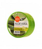 Гель для тела успокаивающий Welcos Aloe vera Moisture Real Soothing Gel 300: фото