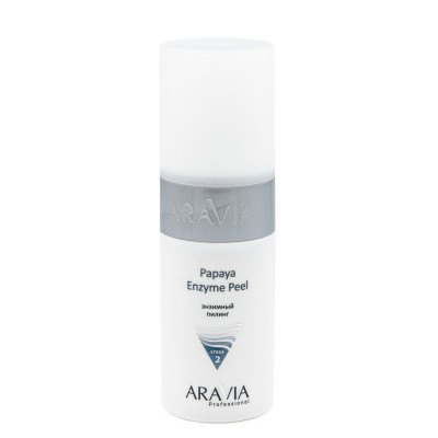 Пилинг энзимный Aravia professional Papaya Enzyme Peel 150 мл: фото