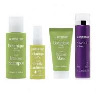 Набор в тубе La Biosthetique Beauty Box Четверг: Intense Shampoo (100 мл), Gentle Conditioner (50 мл), Intense Mask (50 мл), Powder Spray (75 мл): фото