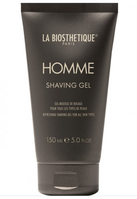 Гель для бритья для всех типов кожи La Biosthetique Shaving Gel 150 мл: фото