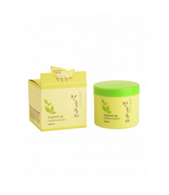 Крем массажный Welcos Green Tea Control Massage Cream: фото