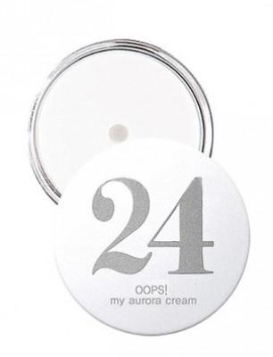 Тональный крем с эффектом сияния Berrisom OOPS My Aurora Cream 15г