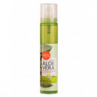Мист для тела успокаивающий Welcos Kwailnara Aloevera Moisture Real Soothing Gel mist 125ml: фото