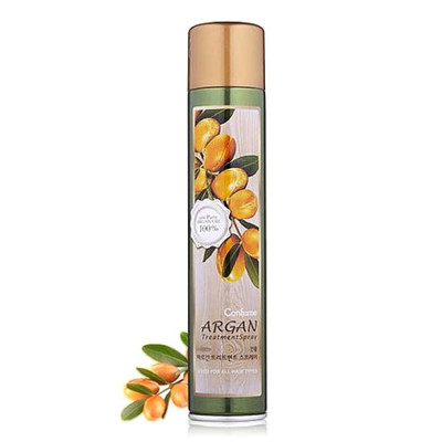 Лак для волос Welcos Confume Argan Treatment Spray 300мл: фото