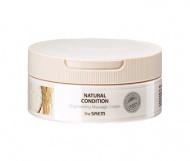 Крем массажный для яркости кожи THE SAEM Natural Condition Brightening Massage Cream 200мл: фото