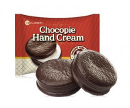 Крем для рук THE SAEM Chocopie Hand Cream Cookies&Cream 35мл: фото