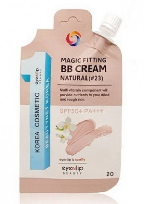 BB-крем для лица Eyenlip MAGIC FITTING BB CREAM NATURAL #23 20г