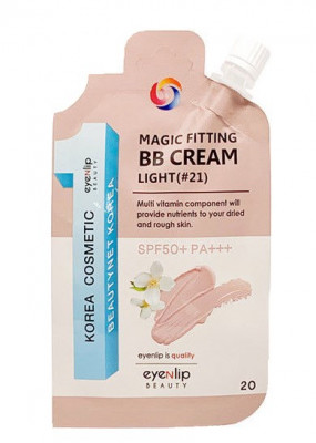 BB-крем для лица Eyenlip MAGIC FITTING BB CREAM LIGHT #21 20г: фото