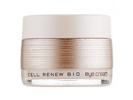 Крем для кожи вокруг глаз антивозрастной THE SAEM Cell Renew Bio Eye Cream 30мл: фото