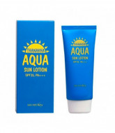 Лосьон солнцезащитный увлажняющий SECRET KEY Thanakha Aqua Sun Lotion SPF35,PA+++ 100гр: фото