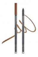 Тени-карандаш для бровей THE FACE SHOP BROWLASTING WATERPROOF EYEBROW PENCIL 02 BROWN 0,5г: фото