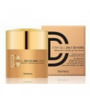 Крем ДД маскирующий DEOPROCE STEM CELL DAILY DE-AGING CREAM 23# 40g