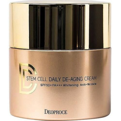 DD-Крем маскирующий DEOPROCE STEM CELL DAILY DE-AGING CREAM №23 40г