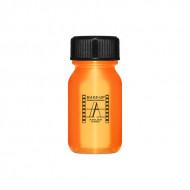 Кремовая краска для лица и тела Make-Up Atelier Paris AQO, оранжевый: фото