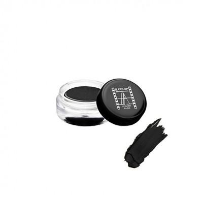 Водоустойчивая гелевая краска Make-Up Atelier Paris CGN чёрный: фото