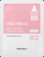 Маска для лица для сияния кожи Tony Moly Vital Vita Brigtening Essense Mask: фото