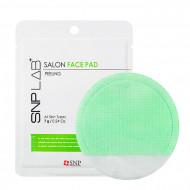 Спонж для умывания SNP Lab+Salon Face Pad: фото