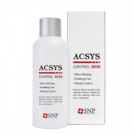 Тоник для лица SNP ACSYS Control Skin,180 мл: фото