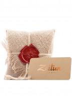 Хна Zeitun традиционная бесцветная укрепляющая маска для волос, 300 гр: фото