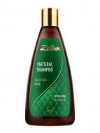 """Шампунь для волос Zeitun """"Магия черного тмина"""" укрепляющий, для всех типов волос с маслом дамасского черного тмина, 250 мл: фото"""