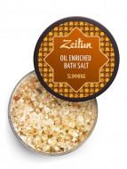 """Соль для ванн Zeitun """"Для похудения"""". Ароматизированная с экстрактом опунции, маслами грейпфрута, бергамота, корицы, 250 гр: фото"""