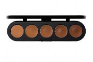 Палетка восковых корректоров, 5 цветов Make-Up Atelier Paris C/COR2 для светлой кожи 10г: фото