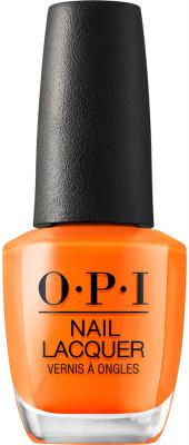 Лак для ногтей OPI CLASSIC NLBB9 Pants On Fire 15 мл