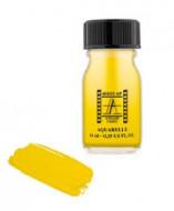 Кремовая краска для лица и тела Make-Up Atelier Paris AQJ желтый: фото