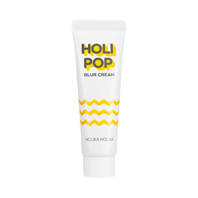 Крем-база для лица, выравнивающий рельеф Holika Holika Holy Pop Blur Cream 30мл: фото