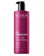 Шампунь ежедневный уход для нормальных/густых волос Revlon Professional BF D. NORMAL CREAM SHAMPOO 1000мл: фото