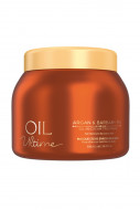Маска для жёстких волос Schwarzkopf Professional Oil Ultime Oil-in-Cream Treatment 500мл: фото
