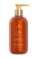 Шампунь для жёстких волос Schwarzkopf Professional Oil Ultime Oil-in-Shampoo 300мл: фото